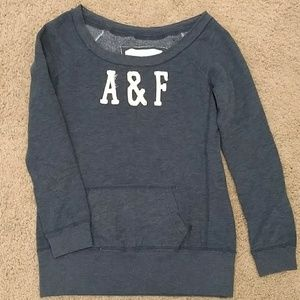 Abercrombie and Fitch Sweatshirt. Sz. L